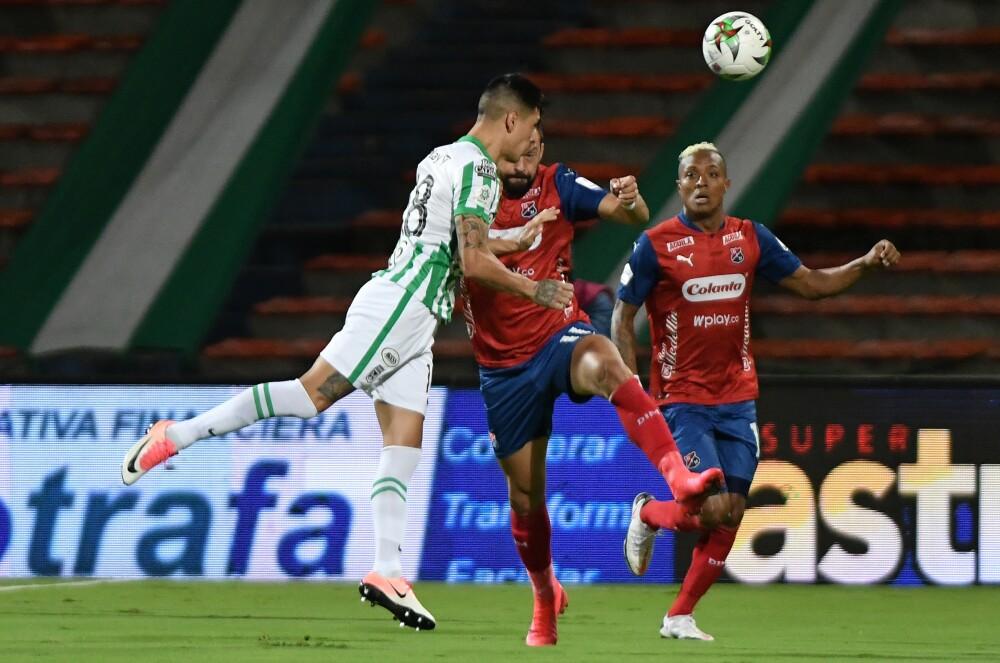 Deportivo Independiente Medellín vs Atlético Nacional