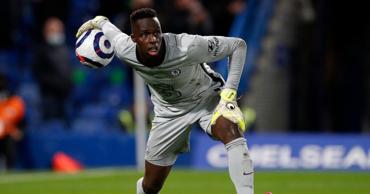 Se prenden las alarmas del Chelsea: a seis días de la final de la Champions se lesionó Edouard Mendy