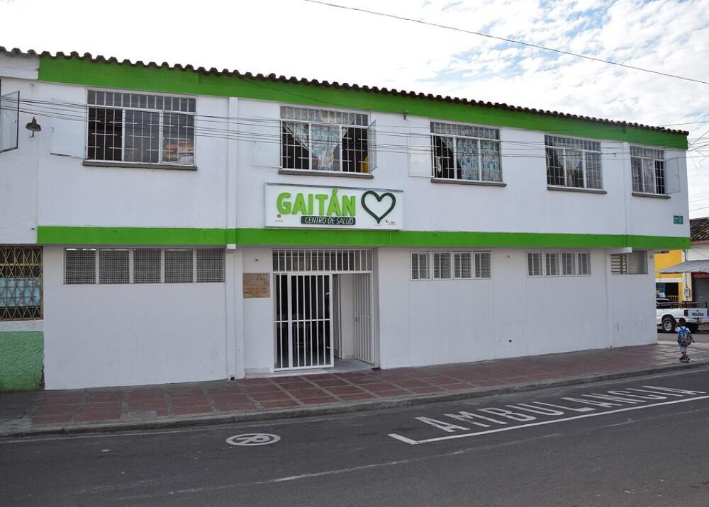 365550_BLU Radio. Centro de Salud barrio Gaitán / Foto: Alcaldía de Bucaramanga