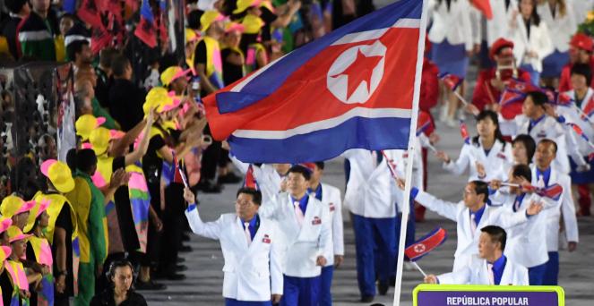 Corea del Norte no participará en los Juegos Olímpicos de Tokio.