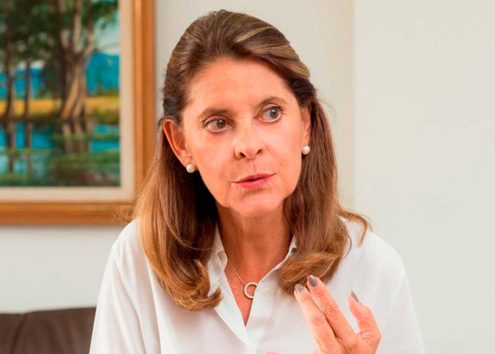 355514_Marta Lucía Ramirez, vicepresidenta // Foto: Vicepresidencia