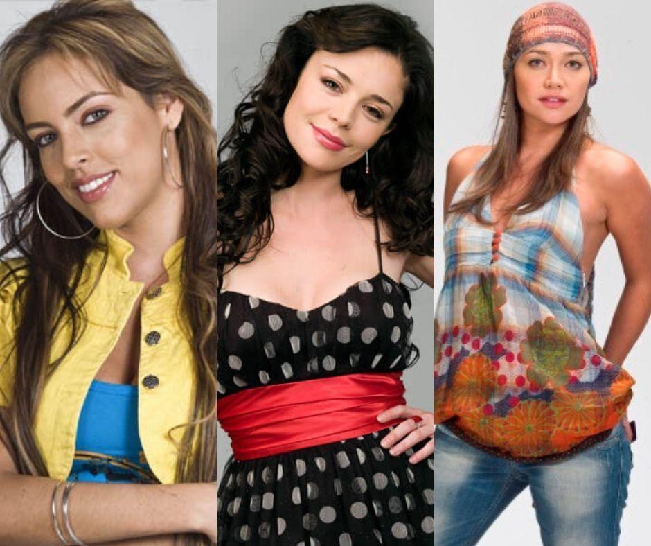 Descubre cómo lucen actualmente algunas actrices de 'Vecinos'.