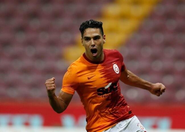 Falcao García Foto twitter @GalatasaraySK