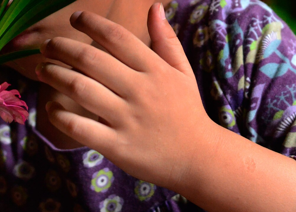 282788_Blu Radio. Abuso Niños / Foto: AFP