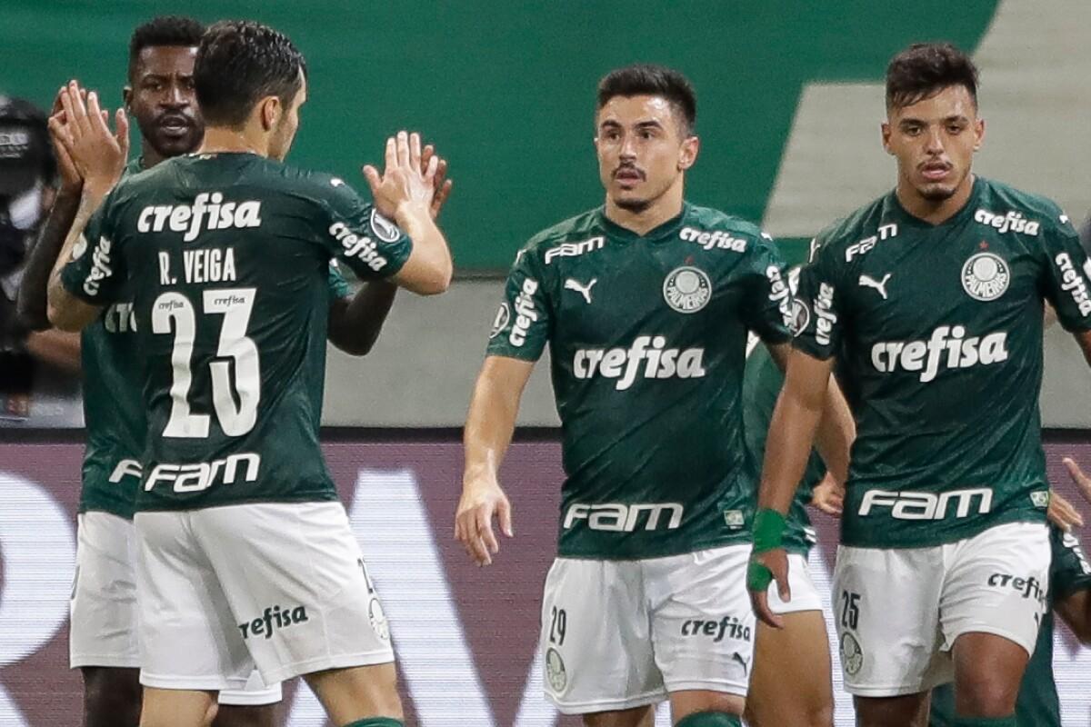 Contagio masivo: Palmeiras y sus 21 bajas por coronavirus para jugar contra  Delfín