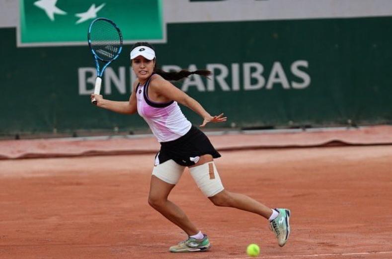 María Camila Osorio fue eliminada de Roland Garros.