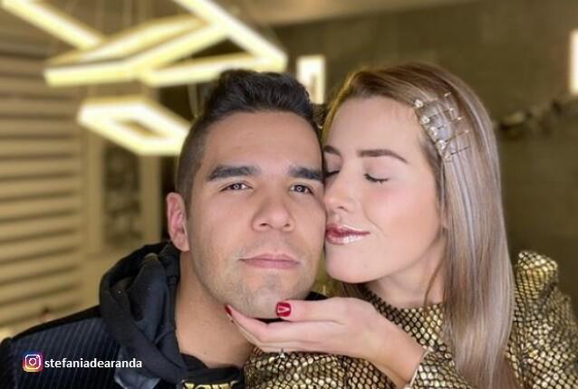 Emir Pabón y Stefanía de Aranda anuncian que nació su hijo tras accidente