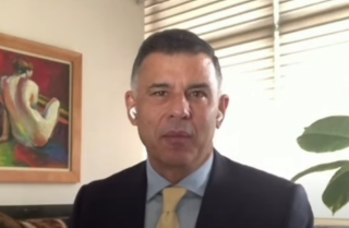 Julio Aldana, director del Invima.png