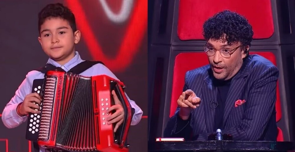 Llueven halagos sobre Andrés Cepeda por enseñar sobre música colombiana.