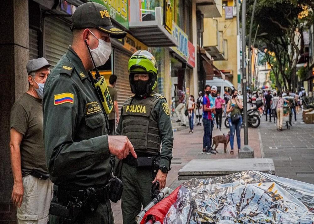 373728_BLU Radio. Controles aglomeraciones / Foto: Alcaldía de Bucaramanga