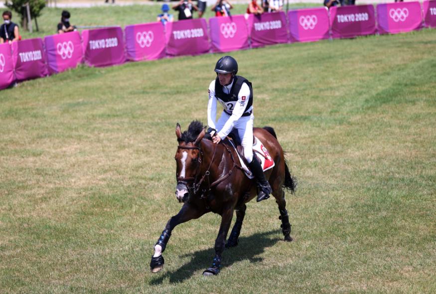 El caballo 'Jet Set' fue sacrificado tras sufrir una lesión en los Juegos Olímpicos Tokio 2020.
