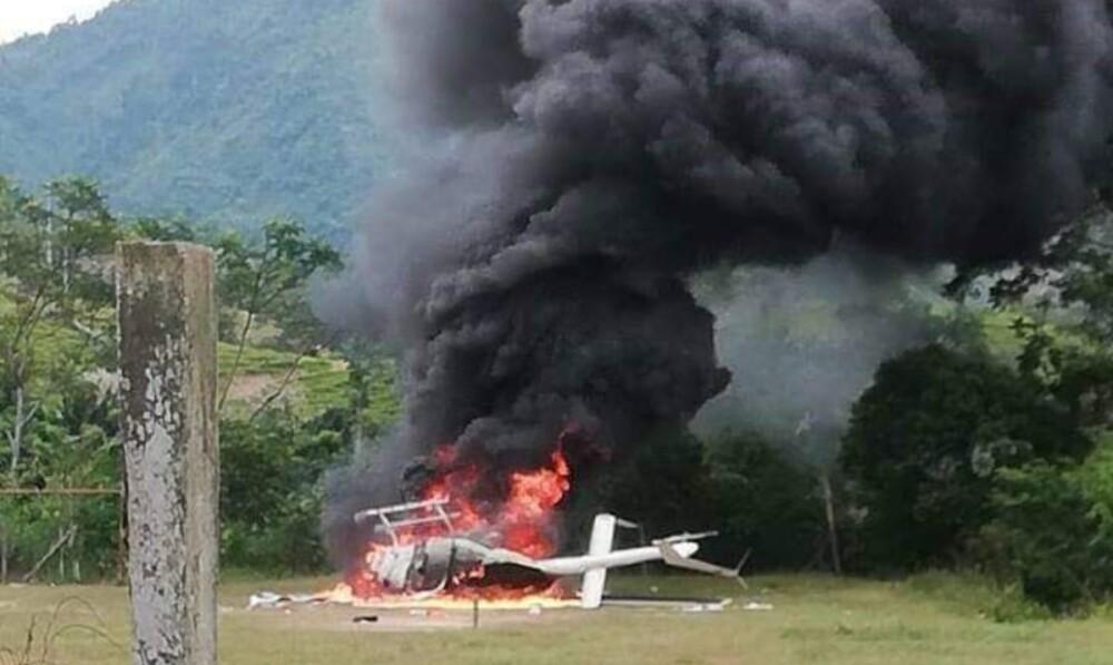Pichón' del ELN, señalado de asaltar a un helicóptero de valores en el Catatumbo.jpg