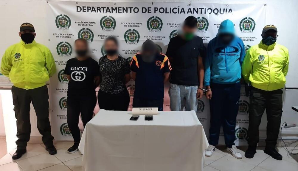 369725_BLU RADIO // BANDA CLONADORA DE TARJETAS // FOTO: POLICÍA NACIONAL