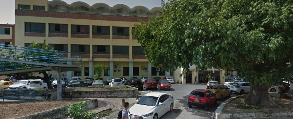350963_BLU Radio// Uniatlántico sede centro. Foto: Google Maps