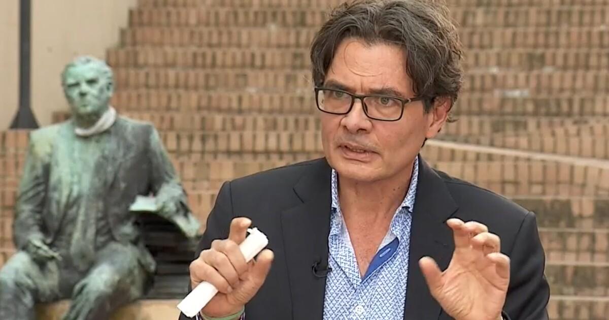 Alejandro Gaviria en entrevista con Noticias Caracol