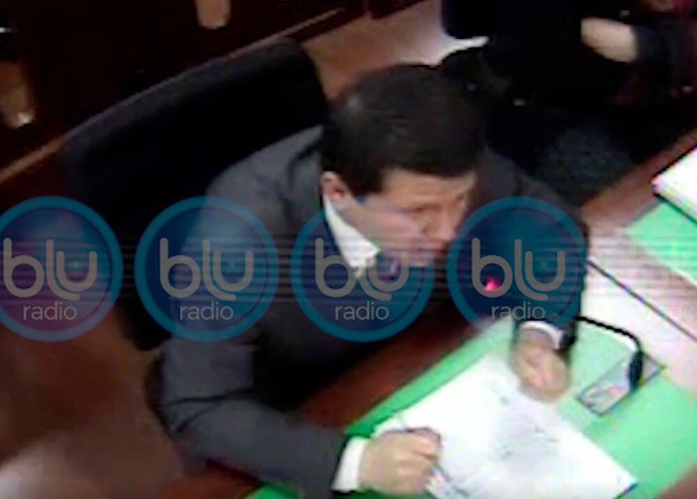 338957_Bernardo 'Ñoño' Elías en declaración ante Corte Suprema - Foto: Suministrada