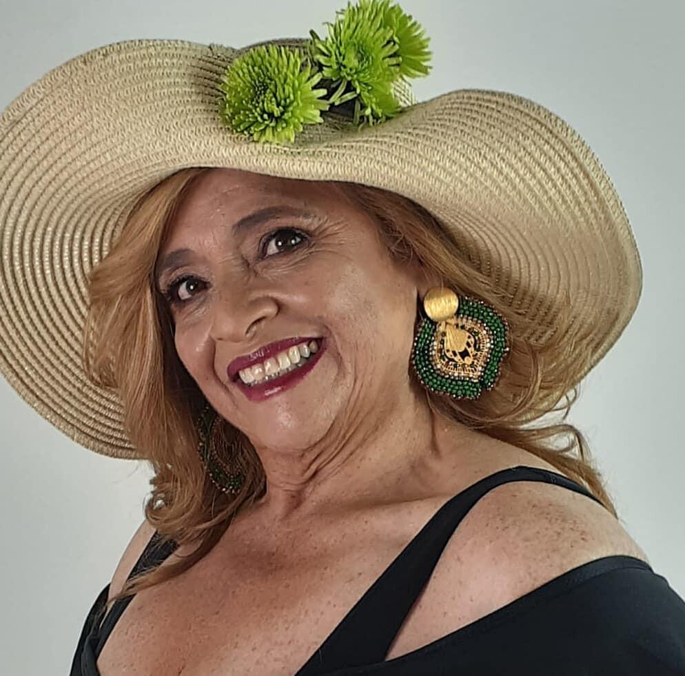 Inés Prieto, actriz.