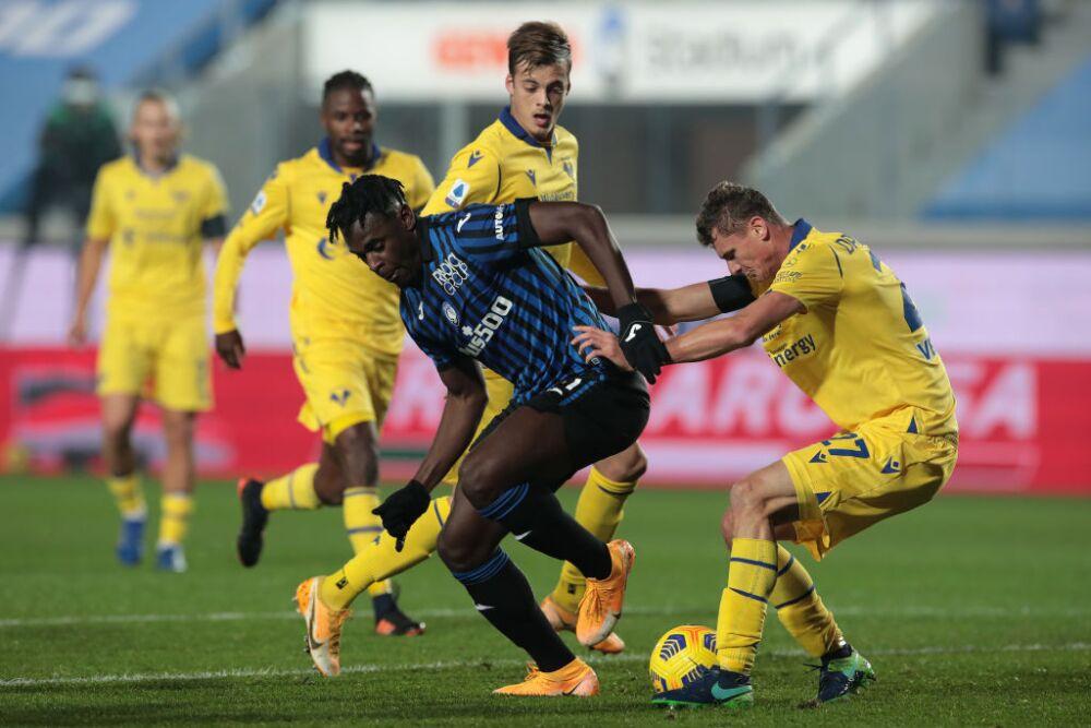 Atalanta BC v Hellas Verona FC