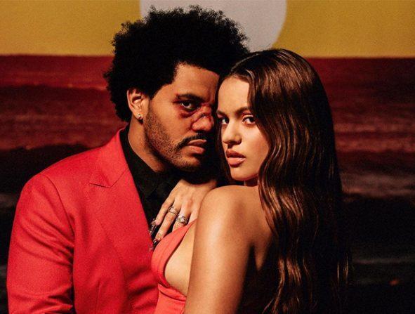 The Weeknd Rosalía Super Bowl