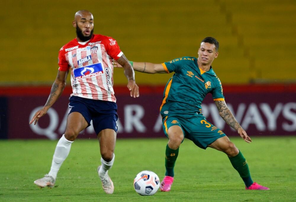 junior Fluminense AFP.