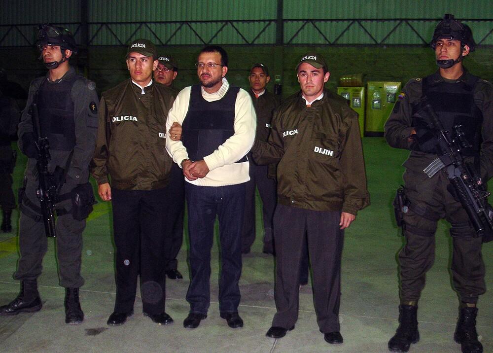 270521_BLU Radio. Carlos Mario Jiménez, alias 'Macaco' // Foto: AFP