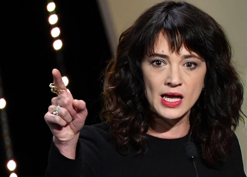 Asia Argento la actriz italiana AFP.jpg