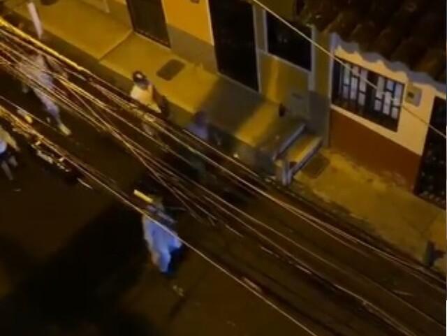 hombre iba a ser linchado en Barbosa, Antioquia