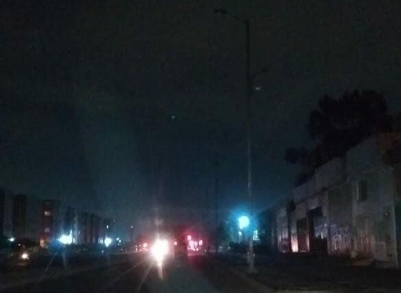 Barrio Chicalá y Portal Américas, en penumbra por culpa de vándalos