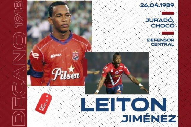 Leiton Jiménez