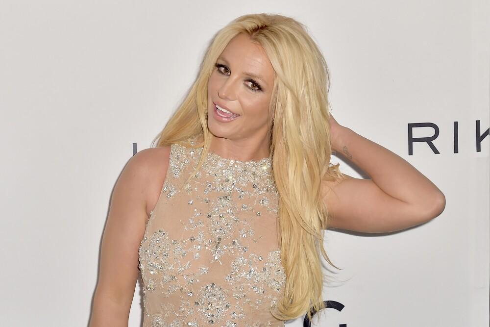 Britney Spears. Foto: AFP