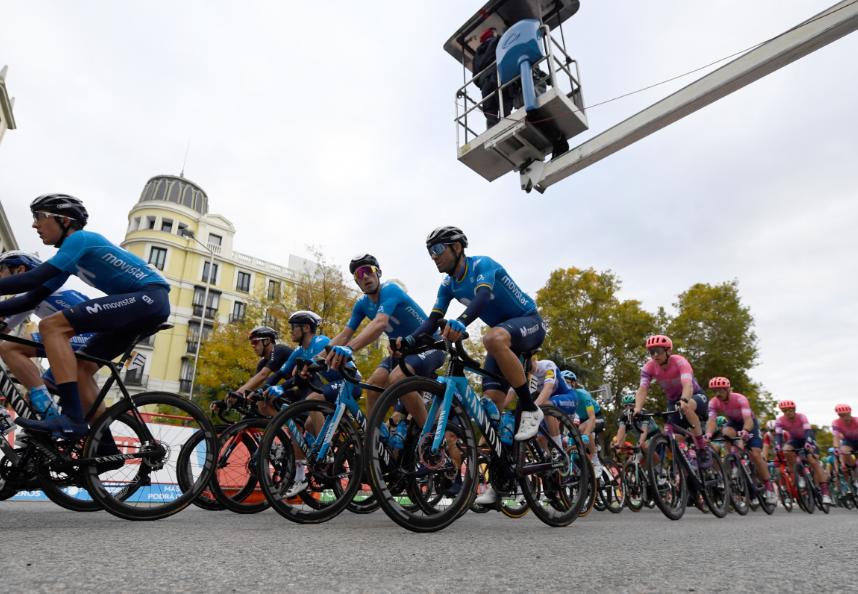 La Vuelta a España saldrá desde países bajos en 2022.