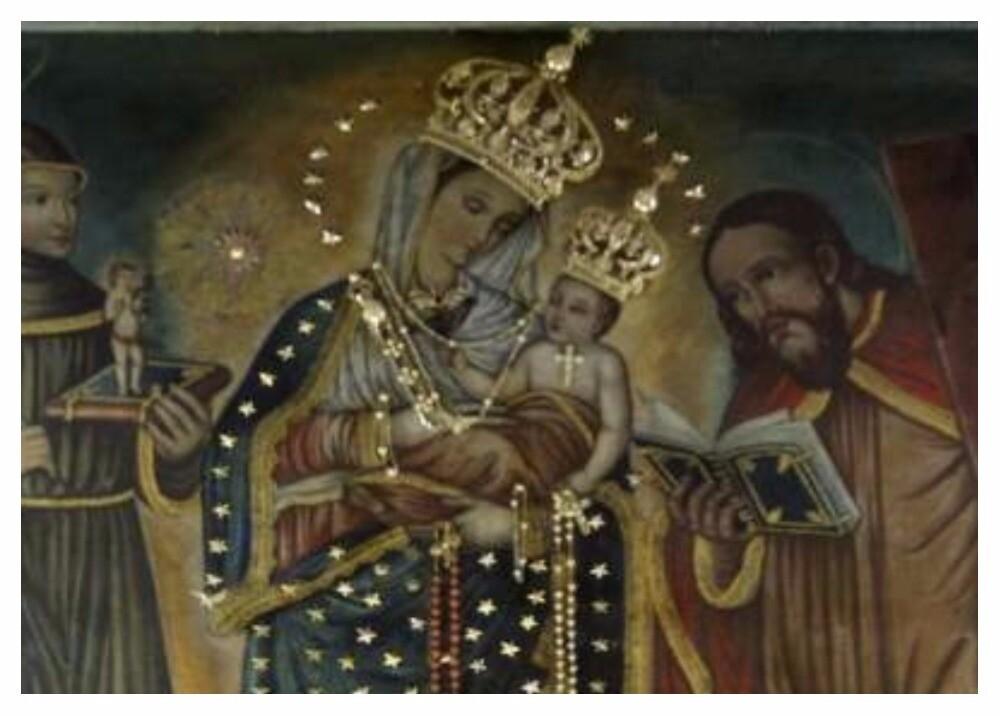 289480_Virgen de Chiquinquirá - Foto: Cortesía