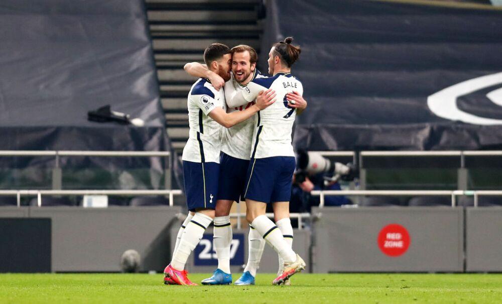 Harry Kane - Tottenham Hotspur v Crystal Palace - Premier League