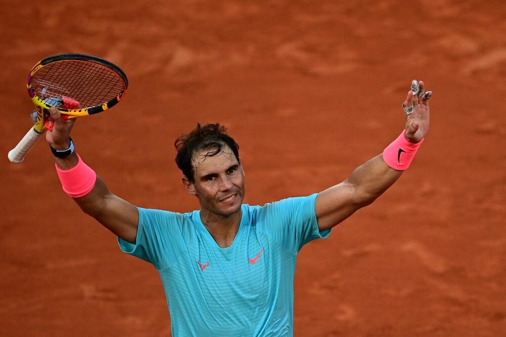 Rafa Nadal / AFP