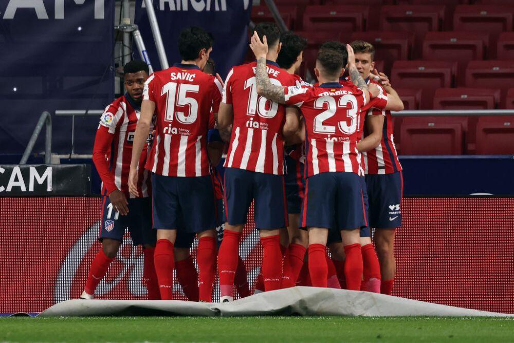 Atletico de Madrid v Athletic Club