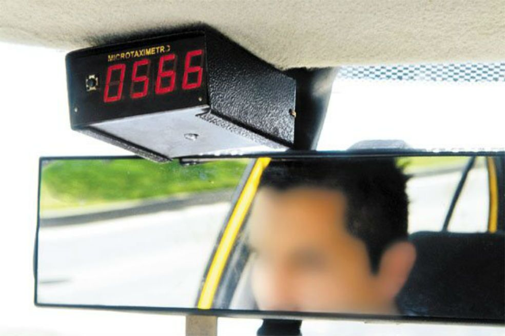 296522_BLU Radio. Taximetro // Foto: El Espectador