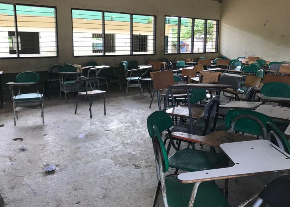285912_BLU Radio. Escuela Belén de Bajirá / Foto: BLU Radio