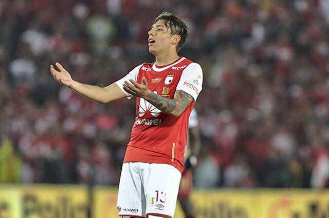 Sebastián Salazar, futbolista bogotano