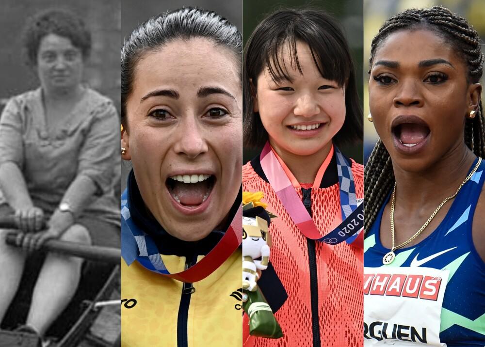 Representación de las mujeres en Juegos Olímpicos Foto AFP (1).jpg