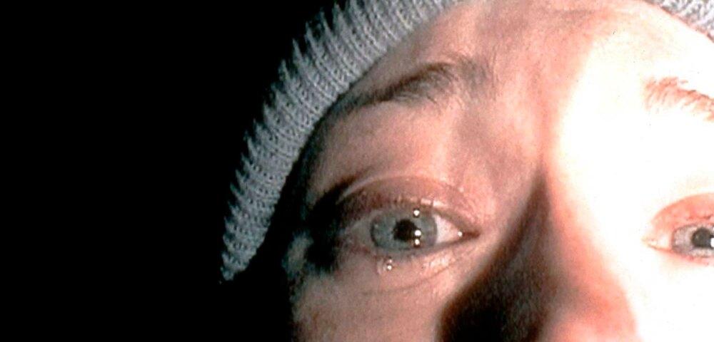 El proyecto de la Bruja de Blair, una de las películas de terror más miedosas.