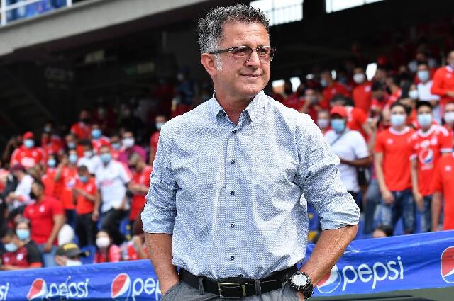 Juan Carlos Osorio, director técnico del América de Cali
