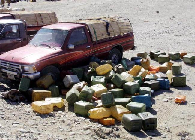 320807_BLU Radio, Gasolina contrabando referencia / Foto: AFP