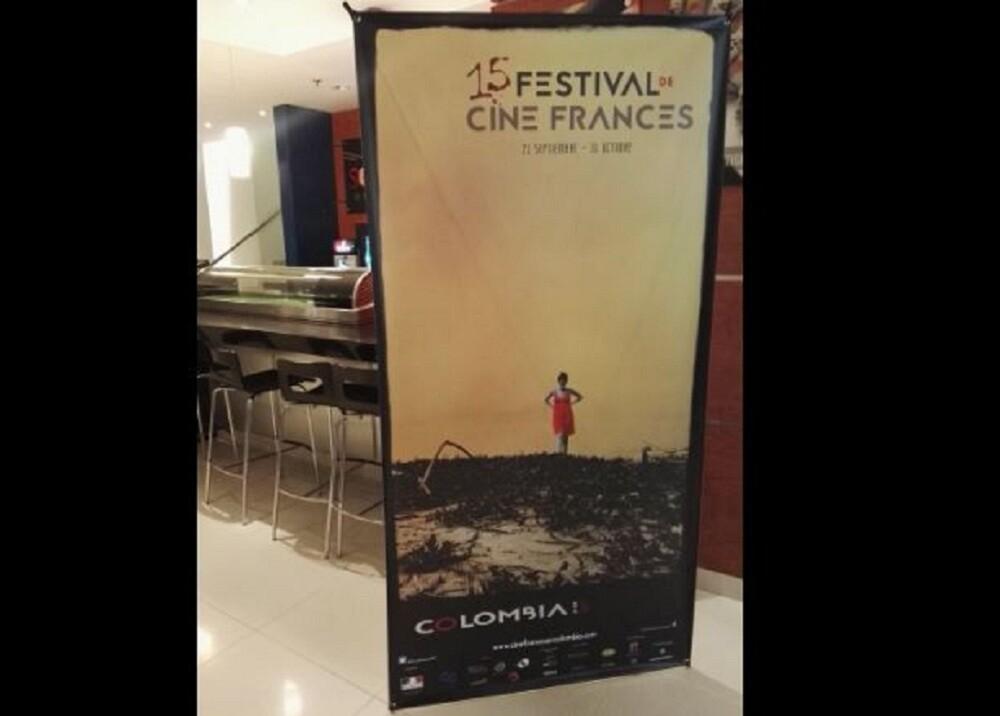 266079_Festival de Cine Francés en Colombia / Foto: Twitter @CineFrancesCol