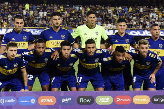 332491_Boca Juniors recibe este martes a Medellín