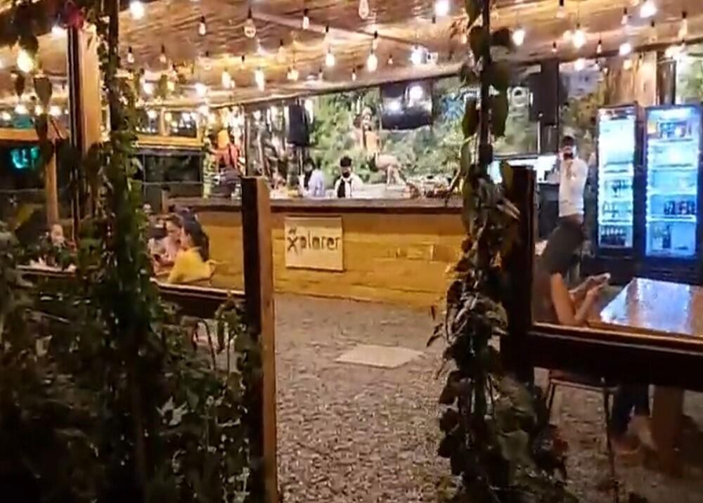 370621_BLU Radio: Restaurante Pinchote / Foto: Suministrada