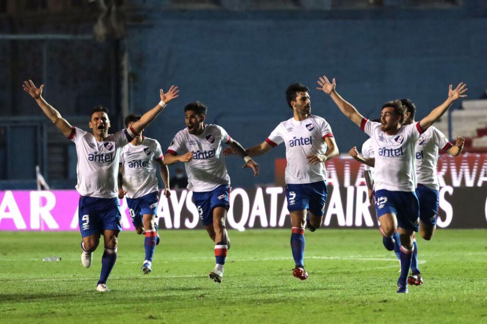 Nacional v Independiente del Valle
