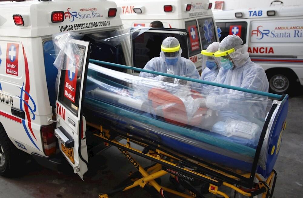 Reporte Coronavirus COVID-19 en Colombia 2 de febrero