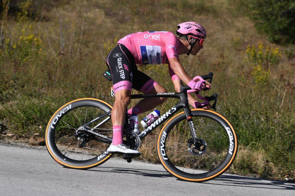Joao Almeida en el Giro de Italia