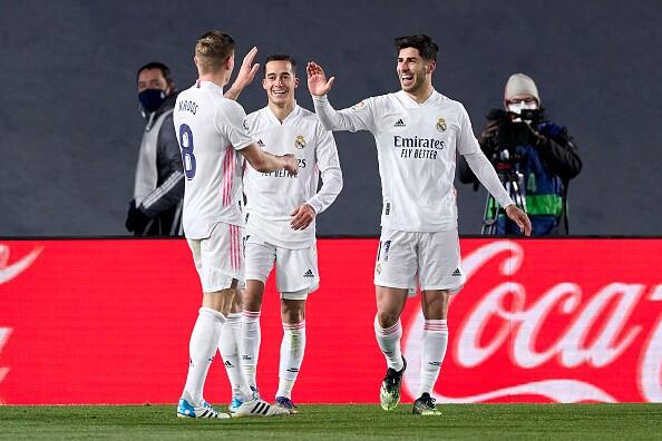 Marco Asensio Real Madrid vs Celta