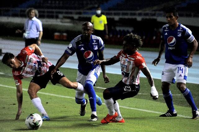Semifinales de la Liga colombiana